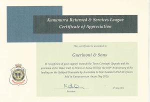 Returned & Services League